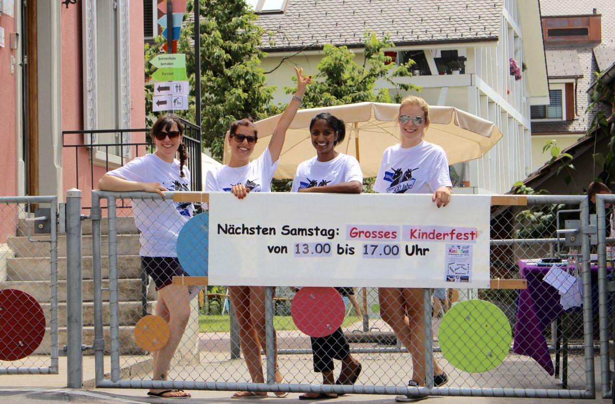 Kinderfest 9. Juli 2016 / 900-Jahr-Feier Mettmenstetten