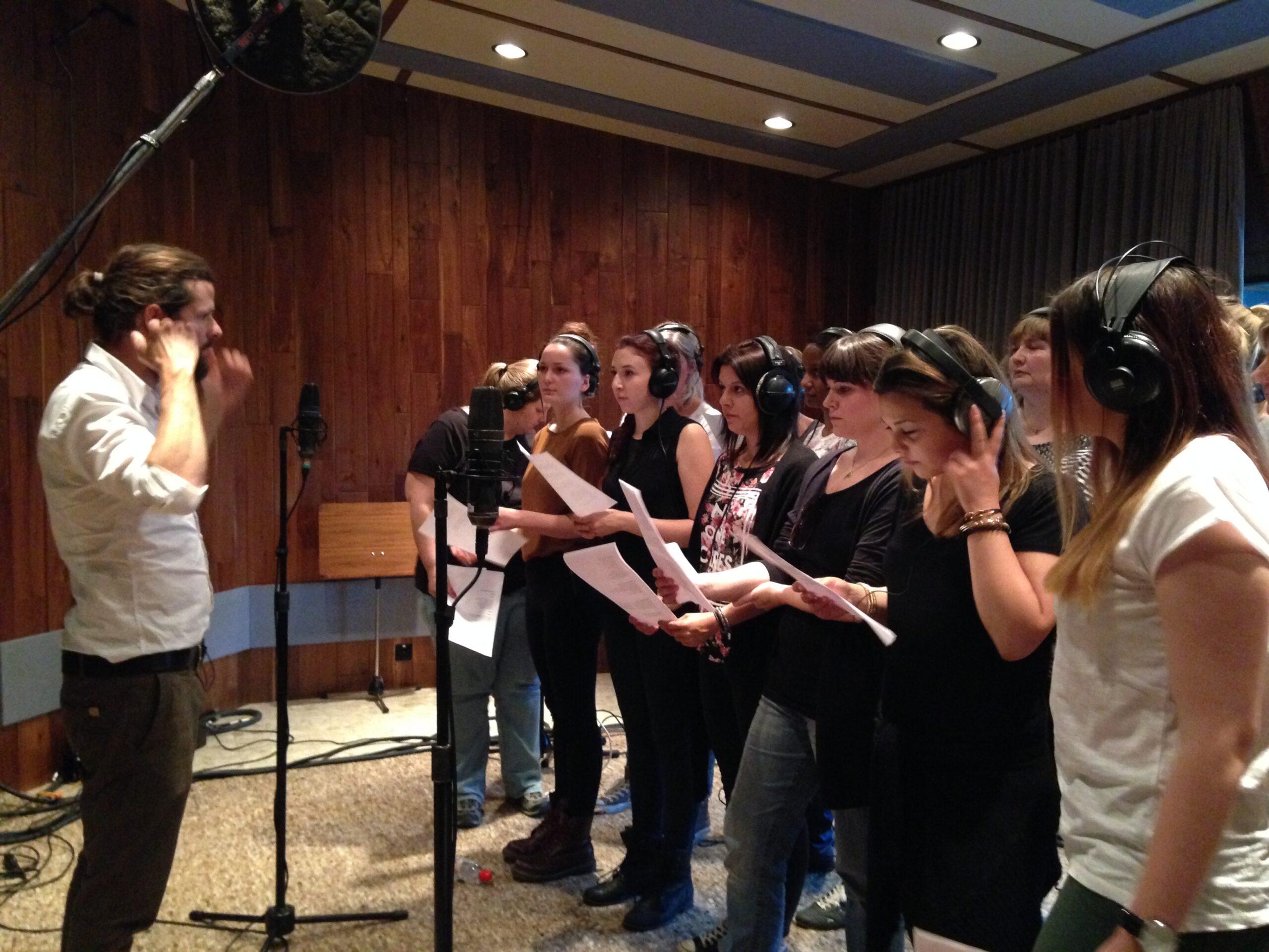Teamevent vom 4. Juni – Knirpsen Singers