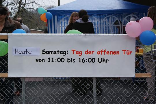 Tag der offenen Türe 2008